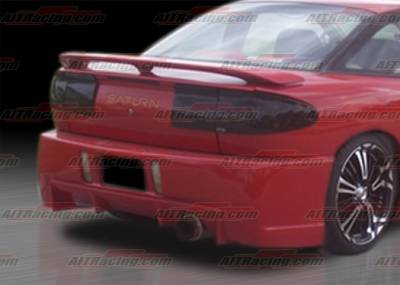AIT Racing - Saturn SC Coupe AIT Racing SF1 Style Rear Bumper - SC91HISF1RB