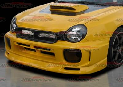 AIT Racing - Subaru Impreza AIT Racing Charger Style Front Bumper - SI02HICHGFB