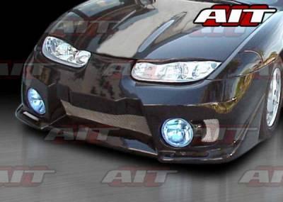 AIT Racing - Saturn SC Coupe AIT EVO Style Front Bumper - SSC01HIEVOFB