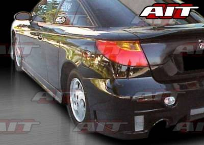 AIT Racing - Saturn SC Coupe AIT EVO Style Side Skirts - SSC01HIEVOSS