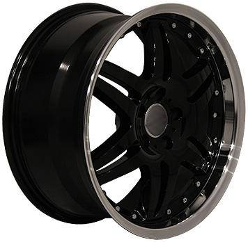 Custom - 19 Inch 5001 - 4 Wheel Set