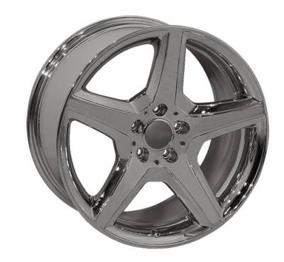 Custom - 19 Inch Style 570 - Audi 4 Wheel Set