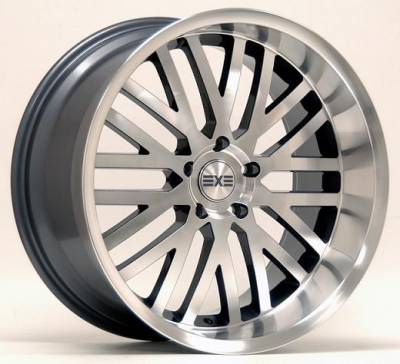 Custom - 20 inch EXE - 4 Wheel Set