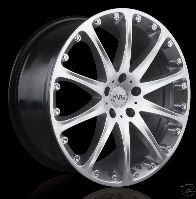 Custom - 20 inch OEM H - 4 Wheel Set