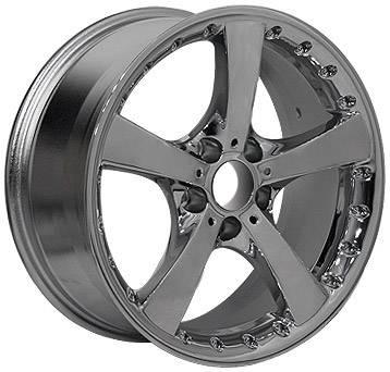 Custom - 18 Inch Blitz Chrome - 4 Wheel Set