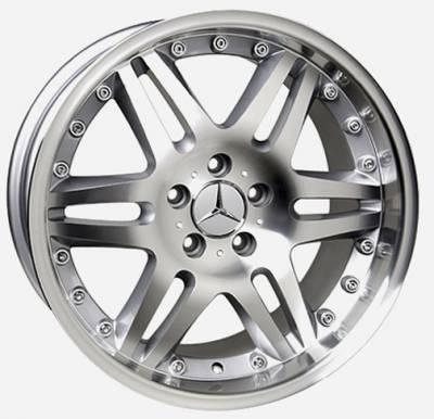 Custom - 18 inch 12 Spoke Silver - 4 wheel set