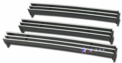 APS - Toyota Tundra APS Billet Grille - Bumper - Aluminum - T65459A
