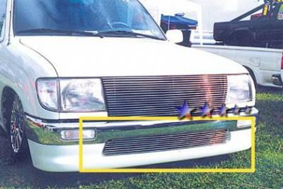 APS - Toyota Tacoma APS Billet Grille - Bumper - Aluminum - T65478A