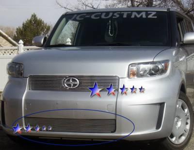 APS - Scion xB APS Billet Grille - Bumper - Aluminum - T66550A