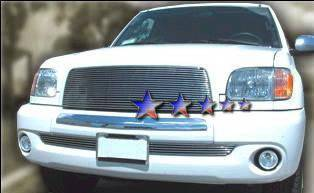 APS - Toyota Tundra APS Billet Grille - Upper - Aluminum - T85393A