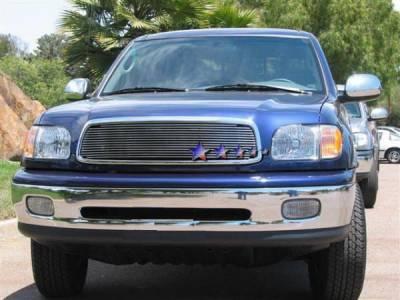 APS - Toyota Sequoia APS Billet Grille - Upper - Aluminum - T85395A