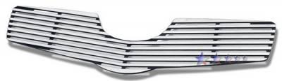 APS - Toyota Yaris APS CNC Grille - Upper - Aluminum - T95450R