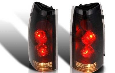 WinJet - Chevrolet CK Truck WinJet Altezza Taillight - Black & Smoke - WJ20-0003-05