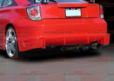AIT Racing - Toyota Celica AIT Racing BC Style Rear Bumper - TC00HIBCSRB