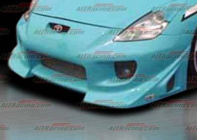 AIT Racing - Toyota Celica AIT Racing BZ Style Front Bumper - TC00HIBZSFB