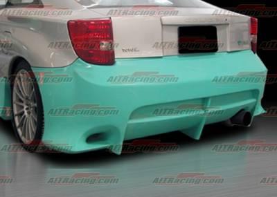 AIT Racing - Toyota Celica AIT Racing VS-GT Style Rear Bumper - TC00HIVSGTRB