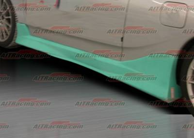 AIT Racing - Toyota Celica AIT Racing VS-GT Style Side Skirts - TC00HIVSGTSS