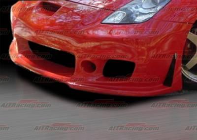 AIT Racing - Toyota Celica AIT Racing Zen Style Front Bumper - TC00HIZENFB