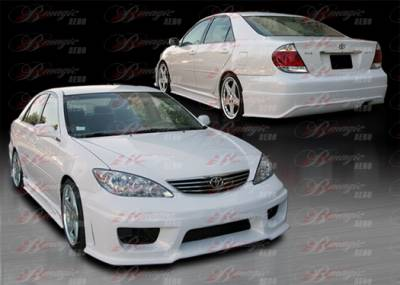 AIT Racing - Toyota Camry AIT Racing Wondrous Style B-Magic Complete Body Kit - TC03BMGLSCK