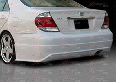AIT Racing - Toyota Camry AIT Racing Wondrous Style B-Magic Rear Bumper - TC03BMGLSRB