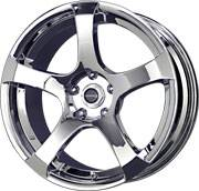 Custom - Static - 17 Inch 4 Wheel Set