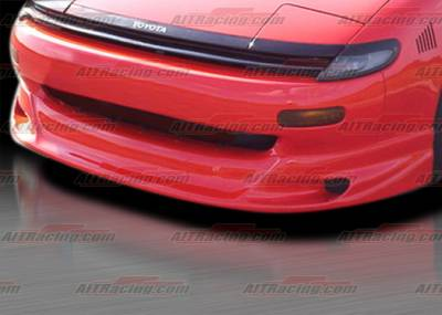 AIT Racing - Toyota Celica AIT Racing Zyclone Style Front Lip Add-On - TC90HITYZFAD