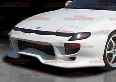 AIT Racing - Toyota Celica AIT Racing VS-1 Style Front Bumper - TC90HIVS1FB