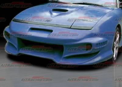 AIT Racing - Toyota Celica AIT Racing VS Style Front Bumper - TC90HIVSFB