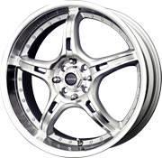 Custom - Merkur - 18 inch 4 Wheel Set