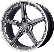 Custom - Hotswap - 19 inch 4 Wheel Set