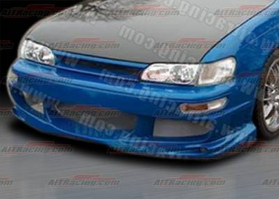 AIT Racing - Toyota Corolla AIT Racing BMX Style Front Bumper - TC93HIBMXFB