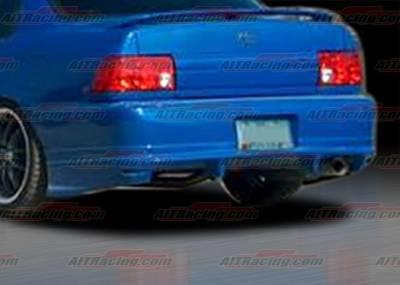 AIT Racing - Toyota Corolla AIT Racing BMX Style Rear Bumper - TC93HIBMXRB