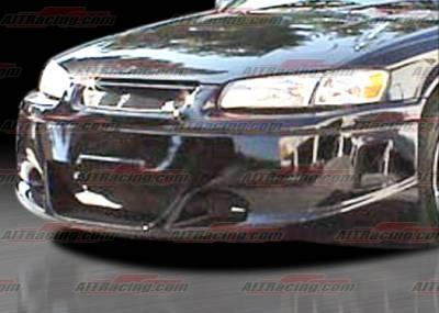 AIT Racing - Toyota Camry AIT Racing EVO2 Style Front Bumper - TC97HIEVO2FB
