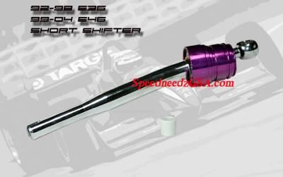 Custom - E36 E46 E39 Short Shifter