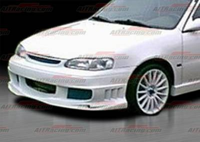 AIT Racing - Toyota Corolla AIT Racing BMX Style Front Bumper - TC98HIBMXFB