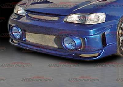 AIT Racing - Toyota Corolla AIT Racing EVO Style Front Bumper - TC98HIEVOFB