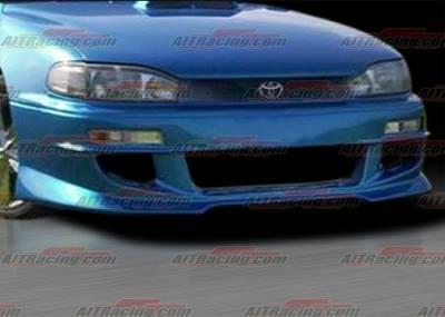 AIT Racing - Toyota Camry AIT Racing VIR Style Front Bumper - TCM92HIVIRFB