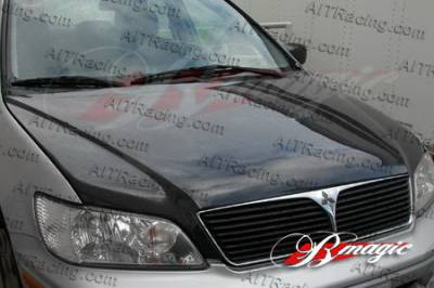 AIT Racing - Toyota Corolla AIT Racing OEM Style Hood - TCO03BMCFH