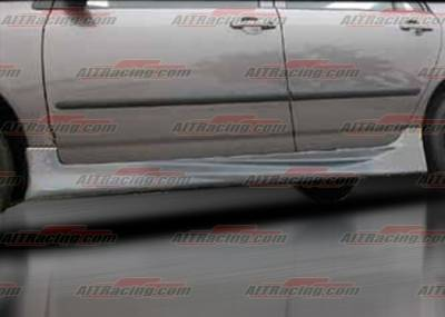 AIT Racing - Toyota Corolla AIT Racing VIR Style Side Skirts - TCO03HIVIRSS