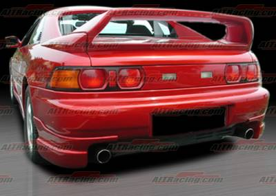 AIT Racing - Toyota MR2 AIT Racing BRD Style Rear Skirts - TM91HIBRDRS