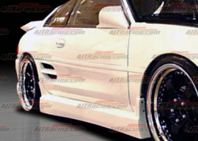 AIT Racing - Toyota MR2 AIT Racing BRD Style Side Skirts - TM91HIBRDSS