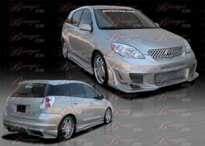 AIT Racing - Toyota Matrix AIT Racing Vascious Style B-Magic Complete Body Kit - TMX03BMVASCK