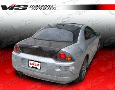 VIS Racing - Mitsubishi Eclipse VIS Racing OEM Carbon Fiber Hatch - 00MTECL2DOE-020C