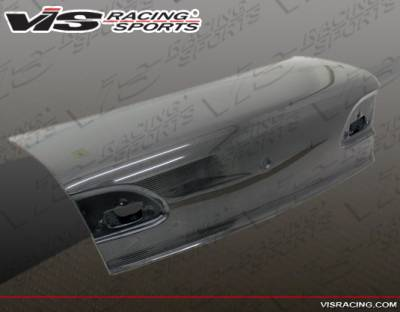 VIS Racing - Chevrolet Cavalier VIS Racing OEM Carbon Fiber Trunk - 03CHCAV2DOE-020C