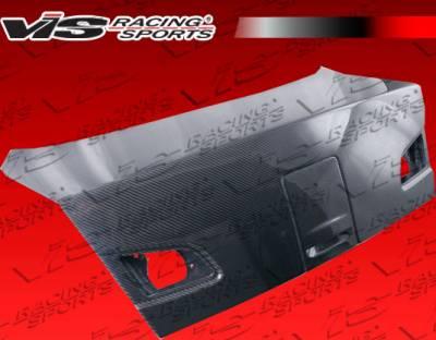 VIS Racing - Infiniti G35 VIS Racing OEM Carbon Fiber Trunk - 03ING354DOE-020C