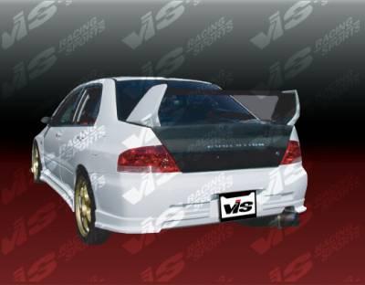 VIS Racing - Mitsubishi Evolution 8 VIS Racing OEM Carbon Fiber Trunk - 03MTEV84DOE-020C