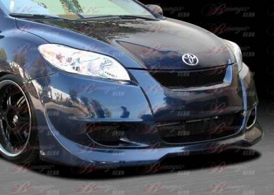 AIT Racing - Toyota Matrix BMagic DIB Style Front Bumper - TMX09BMDIBFB