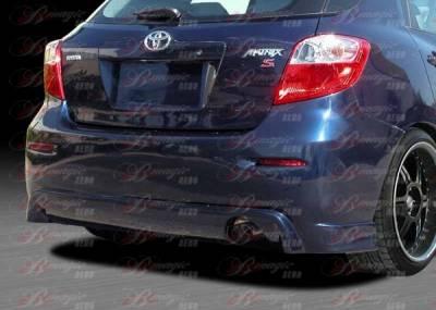 AIT Racing - Toyota Matrix BMagic DIB Style Rear Bumper - TMX09BMDIBRB