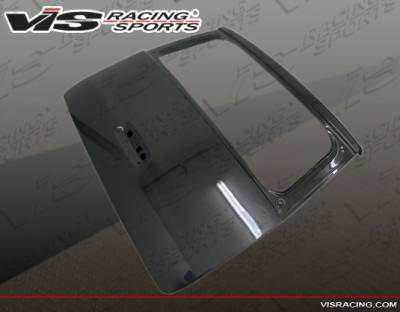 VIS Racing - Scion xB VIS Racing OEM Carbon Fiber Hatch - 04SNXB4DOE-020C