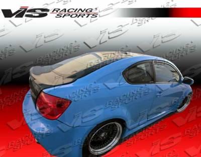 VIS Racing - Scion tC VIS Racing CSL Carbon Fiber Hatch - 05SNTC2DCSL-020C